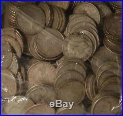 $10 Ten dollar face value Canada Silver Quarters pre 1966 bullion