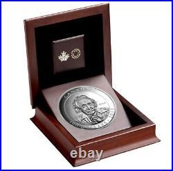10 oz. Fine Silver Coin Albert Einstein Mintage 1,500 (2015)