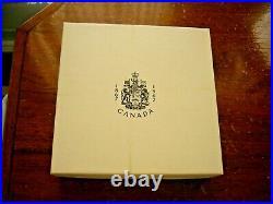 1967 Canada Centennial $20 Gold & Silver Specimen Coin Set
