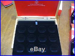 2013 Canada 10X $10 Fine Silver. 999 oh CANADA SERIES 10 COINS BONUS FREE BOX