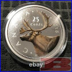 2016 Canada Coloured Big Coin Series 6-Coin Pure Silver Set 5 oz