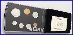 2017 Commemorative Pure Silver 7-Coin Proof Set 1967 Centennial Coins