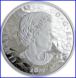 2019 2020 2-Coin Canada 1 oz Silver Multifaceted WOLF Grizzly Bear Animal Head