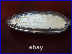 2019 $20 Fine Silver Coin The Eagle Feather