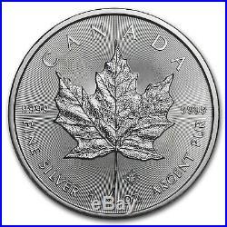 2019 Canada 100-Coin Silver Maple Leaf APMEX Mini Monster Box SKU#171441