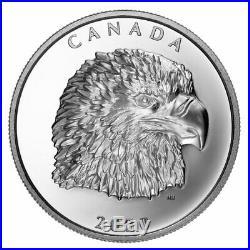 2020 Canada 1 oz Silver Canadian Eagle Extraordinary High Relief $25 Proof Delay
