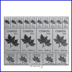 2oz silver Mapleflex Canada 2018 Coin Bar in capsule STUNNING