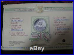 Canada 2006 Extremely Rare Baby Sterling Silver Coin Set Only 3862 Sets Minted