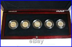 Canada Fine Silver 5 Coin Set Farewell to the Penny