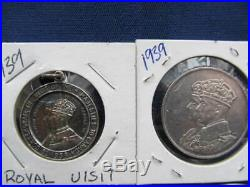 Eleven Canadian Silver Coins! Beautiful Silver Collector Coins & Pendant