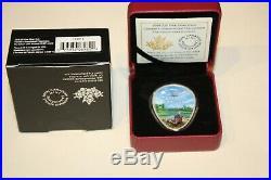 Falcon Lake Ufo Commemorative Silver Coin Medallion