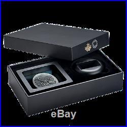 ORNITHOMIMUS ANCIENT CANADA 2017 $20 1 oz Fine Silver Antique Finish Coin RCM