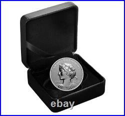 Pure Silver Coin Peace Dollar Mintage 5,000 (2021)