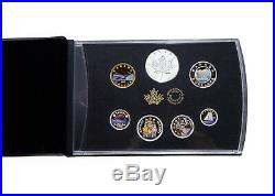 Royal Canadian Mint 2019 Fine Silver Classic Canadian Coin and Medallion Set