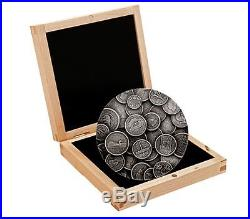 The Canadian Coin Collection Silver One Kilo Ultra High Relief Coin Mintage 500