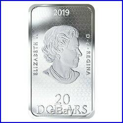 Unexplained Phenomena Shag Harbour Incident 2019 Canada $20 Fine Silver Coin